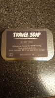 Body Stuff Organic Travel Soap
