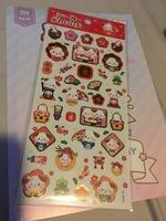 Japanese Traditions Kawaii Sticker Sheet