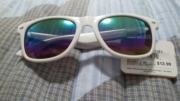 Beach Blast! White Sunglasses