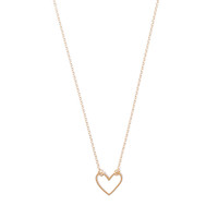 Kris Nations Heart Necklace