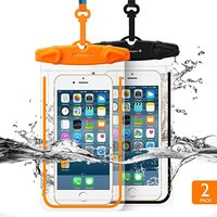 FitFort waterproof universal waterproof phone pouch