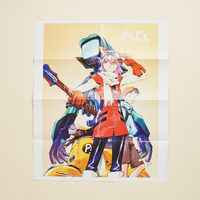 FLCL Poster Loot Anime May 2018