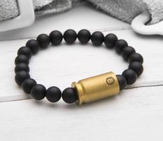 Brass & Unity Warrior Bracelet