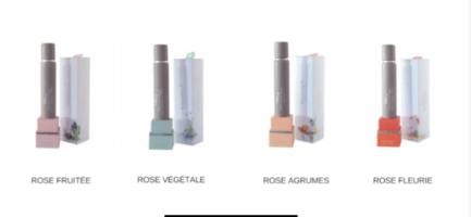 Rose et Marius fragrance