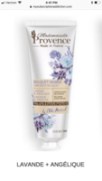 Mademoiselle Provence Relaxing Hand Cream in Lavender