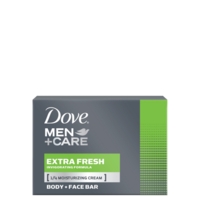 Dove Men+Care Extra Fresh Body + Face Bar