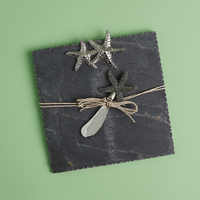Slate Starfish & Spreader Cheeseboard from Boston International