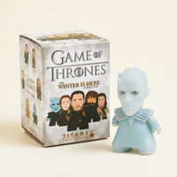 GITD Night King Titans Vinyl Figure