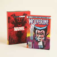 Wolverine #1 Comic Cover Canvas