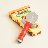 Cowabunga Pizza Cutter
