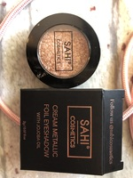 Sahi cosmetics cream metallic foil eyeshadow in Dubai