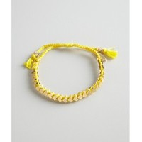 Ettika Bracelet Yellow