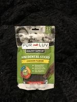 Pur Luv Mini Dental Sticks