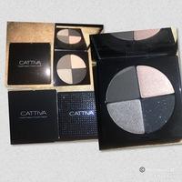 Cattiva Mineral Quad Eye Shadow - Tutto Giorno