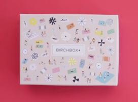 Birchbox June 2018 Box Only
