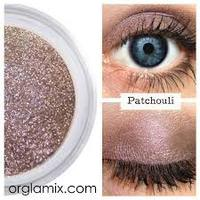 "Orglamix - Loose Mineral Eyeshadow in ""Patchouli"""