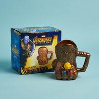 Infinity Gauntlet 20-ounce Sculpted Ceramic Mug