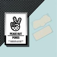 Peace Out Pores Treatment Strips