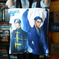 "Darkling & Rhysand ""Magical Men"" Tote"
