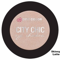 City Color City Chic Eye Shadow in Skinny Latte