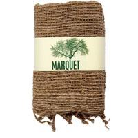 Marquet open weave scarf - tan