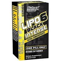 Nutrex Research Lipo6 Black Intense Ultra Concentrate