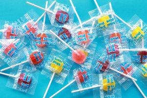 Zolli Pops clean teeth pops