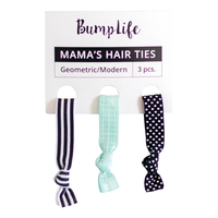 Bumplife Mama's Hair Ties