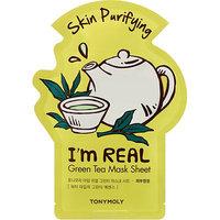 Tonymoly I'm Real Green Tea Mason Sheet Skin Purifying Tony Moly
