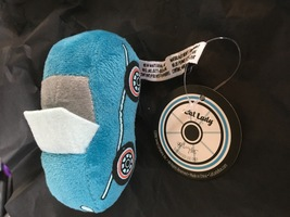 Catnip Convertible Car Toy