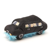Fetch limo squeaky dog toy