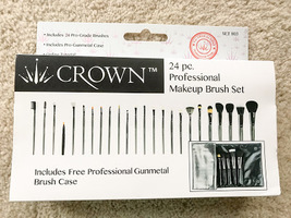 Crown Brush Set