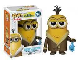 Funko Pop! Minions 166 Bored Silly Kevin