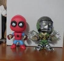 Spider-Man Homecoming Mystery Minis