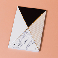 "Denik Marble X Notebook 5.25"" x 8.25"" Lined"