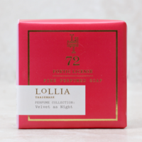 Lollia Poetic License Perfumed Soap - Velvet as Night