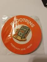 Loot Pin zombie