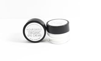 Nourishing Organic Eye Creme by Honey Belle