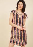 Modcloth sheath dress Large