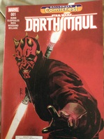Diamond Darth Maul Comic 001