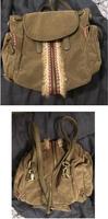 Nila Anthony Boho style backpack purse