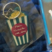 From Twinkle, With Love keychain