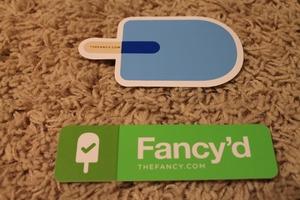 Fancy stickers