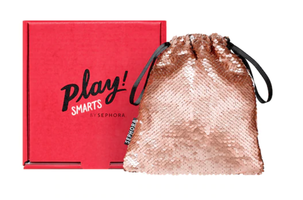 Sephora Play! Glitter Eyes for Real Life - Limited Edition FULL BOX!