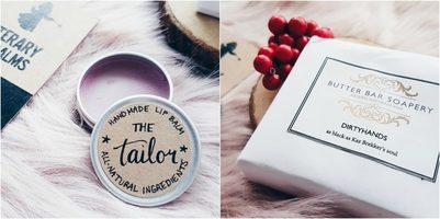 Grisha edition The Tailor lip balm