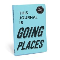 This Journal is going places - Travel Journal