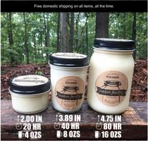MODERN FORESTRY SOUTHERN MAGNOLIA CANDLE