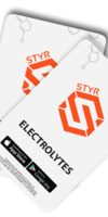 STYR labs electrolyte pack