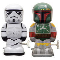 Star Wars Vintage Style Windup Toy - Boba Fett