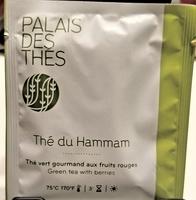 Palais Des Thes The due Hammam Green Tea